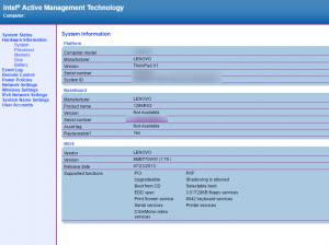 IntelAMT WEB GUI12