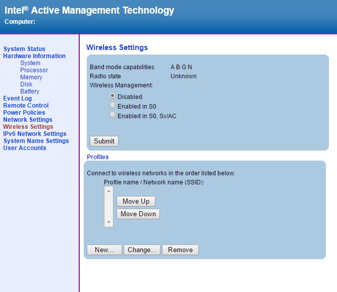 IntelAMT WEB GUI11