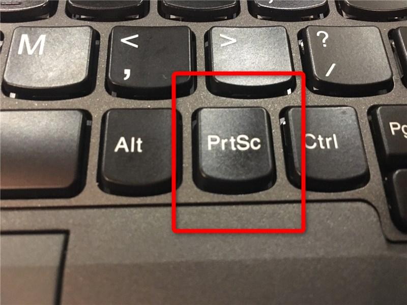 PrintScreenキー