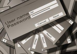 password-message