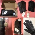 【DENTS】Shaftesbury:タッチスクリーン対応の革手袋(テックグローブ)