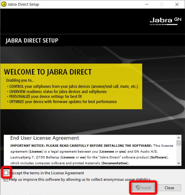 Jabra Direct Firmware Updater Download